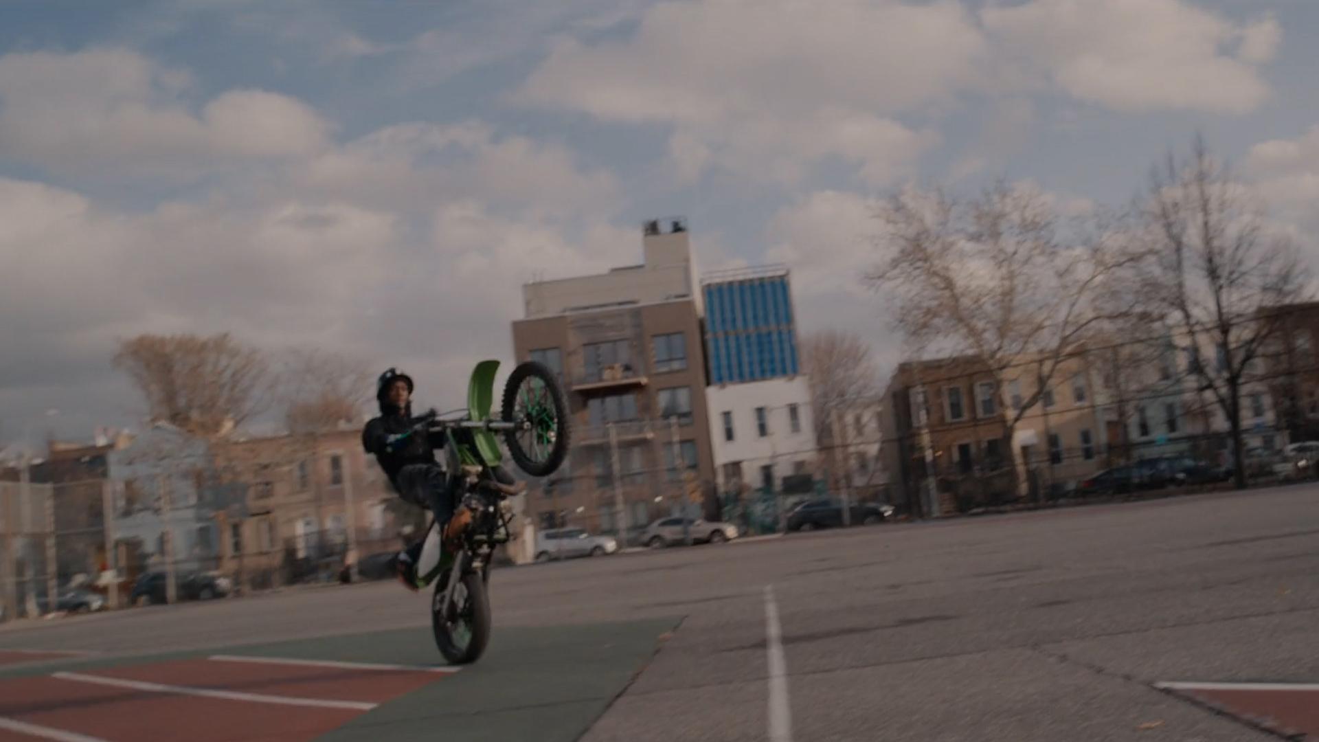 BikesUpGunsDown